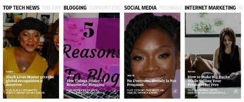 Read, Save, & Share: Three Stages of The Flipboard Experience