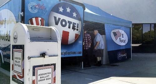 Now Voting