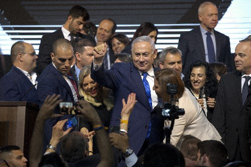 Netanyahu poised to become Israeli PM for 5th time