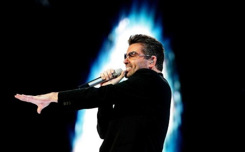 When is George Michael's funeral, and where is it taking place?