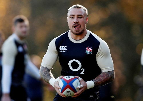 Rugby - I'm serious, says Jones after tipping Nowell as England flanker