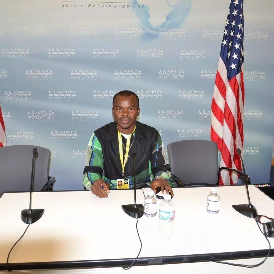 This is Boniface Ihiasota the Publisher of Excel Magazine International