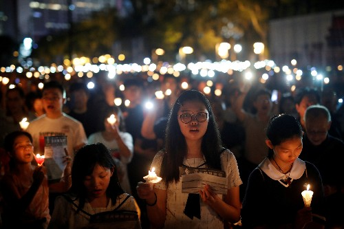 Chinese activists seek U.N. investigation into Tiananmen crackdown
