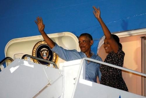 Obama verabschiedet sich am 10. Januar mit Rede in Chicago