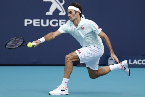 Tennis: Federer, Anderson advance to fourth round in Miami