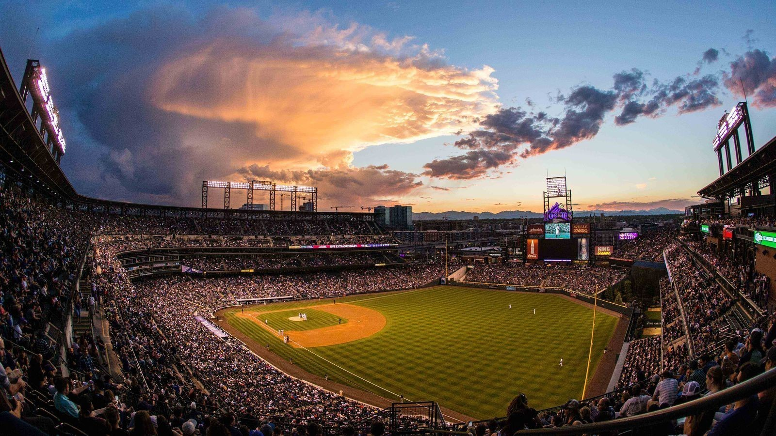Weather at Coors Field: Temperature and run scoring