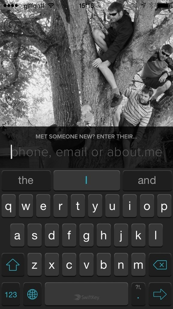 About.me Launches 'Intro' App to 'Reinvent the Business Card'