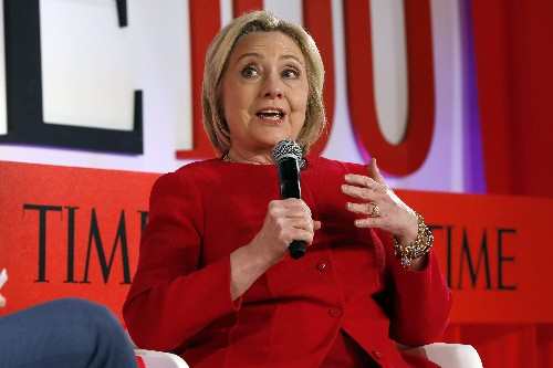 Hillary Clinton: Mueller report is beginning, not the end