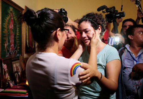 Nicaraguan government says to release 100 political prisoners