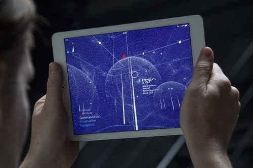 This app lets you see Wi-Fi pulsing around you — and it's stunning
