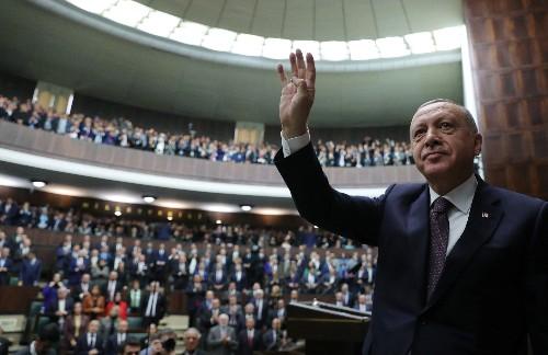 Erdogan says Qatar backs Turkey's plans to settle Syrian refugees: NTV
