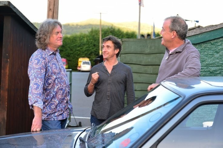 Top Gear nominated for best entertainment show at TV Choice Awards after farewell episode