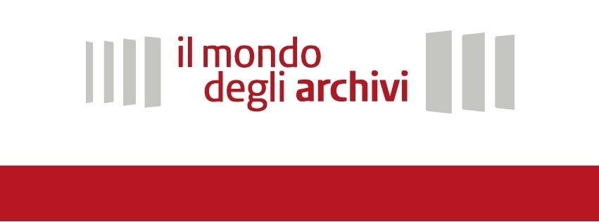 Il Mondo degli Archivi - cover
