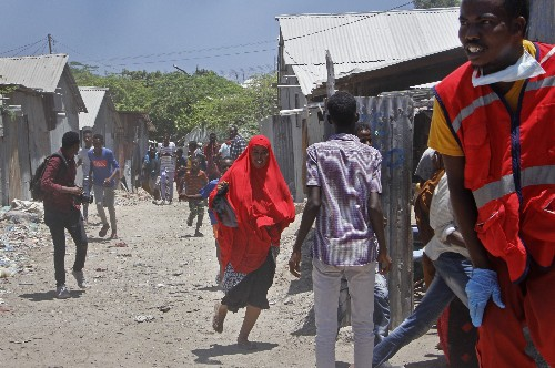 The Latest: Somali forces end attack by Islamic extremists