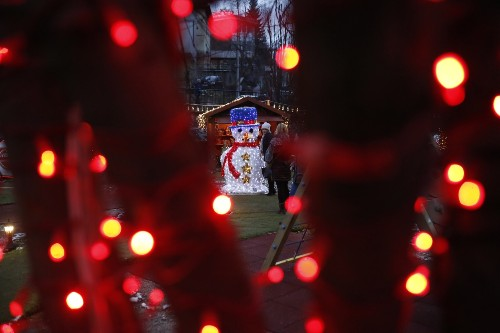 Christmas Around the World: Pictures