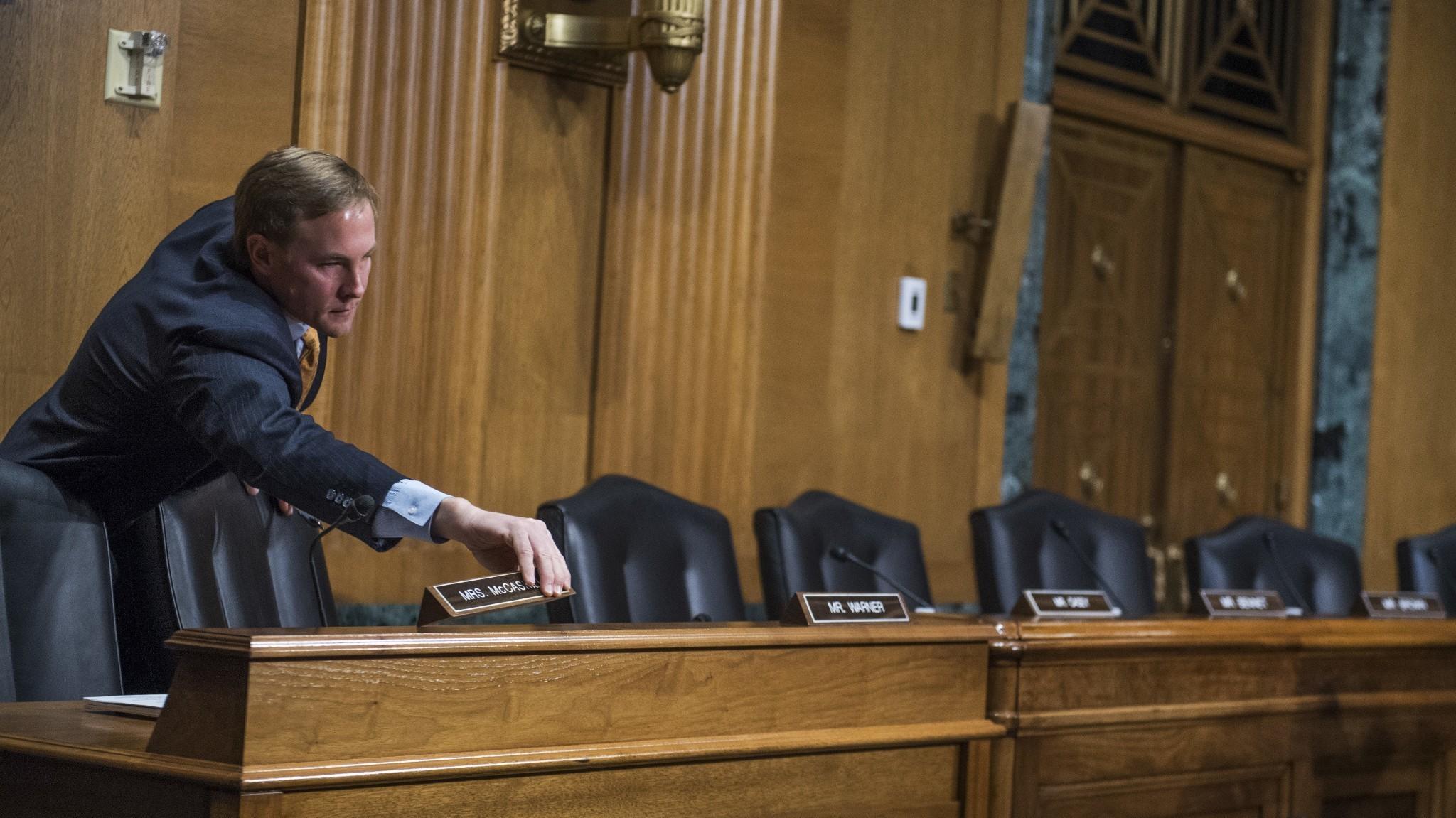 Senate Democrats Block Committee Votes On Two Trump Nominees
