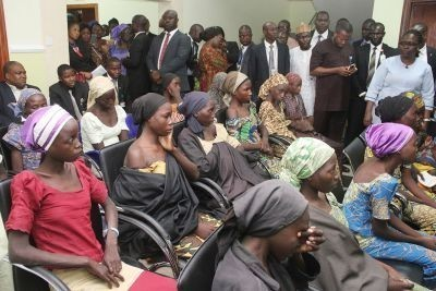 Three years on, Nigeria is still negotiating with Boko Haram over release of Chibok girls