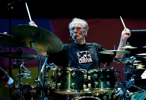 Ginger Baker, drummer in 1960s group Cream, dies aged 80
