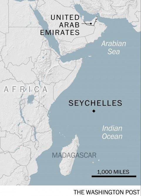 Blackwater founder held secret Seychelles meeting to establish Trump-Putin back channel