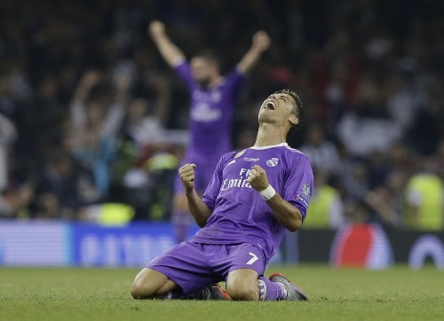 Real Madrid Drubs Juventus to Win Champions League: Pictures