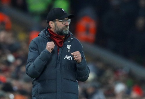 Soccer: Liverpool boss Klopp rules out January transfer exits