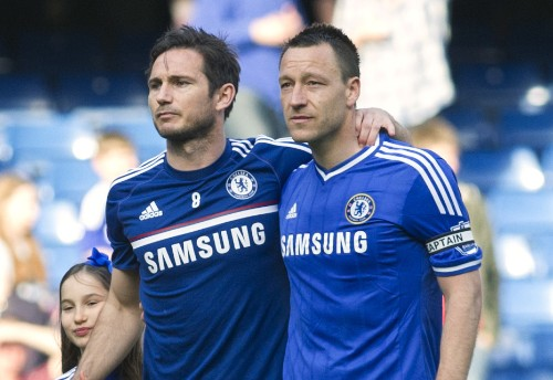 Lampard, Terry subplot in world's most lucrative soccer game