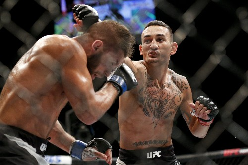 Holloway, Nunes eager to show championship form at UFC 245