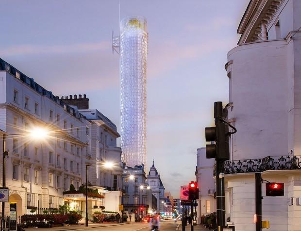 Can a Skyscraper Constitute Sprawl?