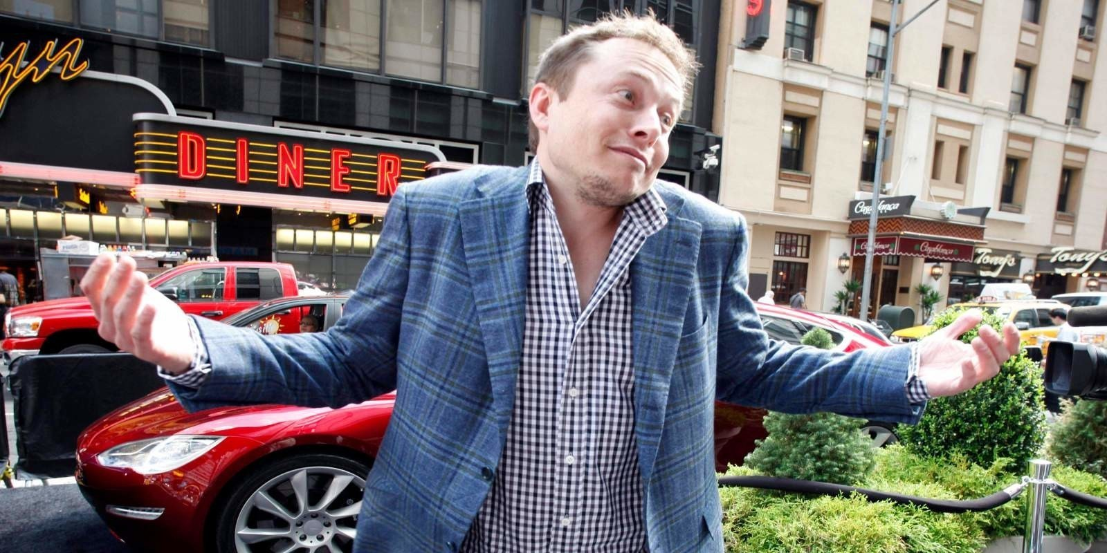 Tesla CEO Elon Musk takes to Twitter to soften comments on Apple, praise beautiful watch design
