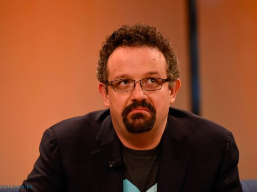 The CEO of $1 billion Evernote is stepping down because he wasn't 'passionate about it'
