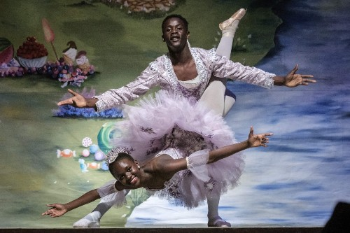 Kenya Dance Troupe Does the Nutcracker: Pictures