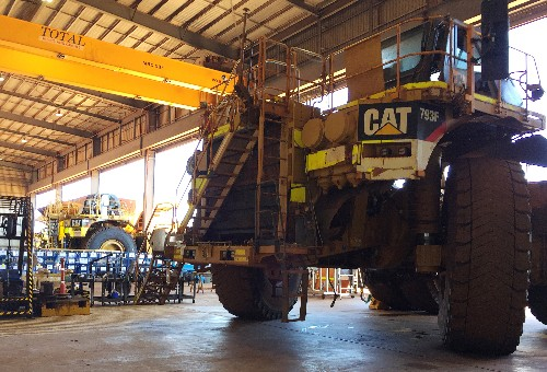 Australian miner Fortescue says two driverless trucks involved in low-speed incident