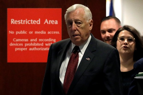 State of the Union address is off: No 2 House Democrat Hoyer