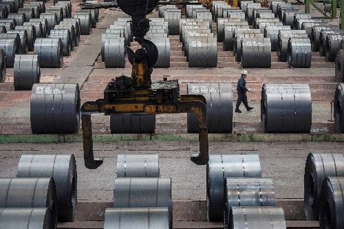 China September steel output skids to six-month low on anti-pollution curbs