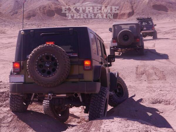 Jeep 4X4, estilo de vida - Magazine cover