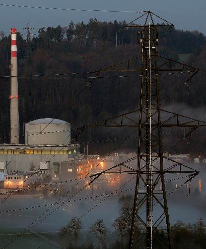 Switzerland switches off nuclear plant as it begins exit from atomic power