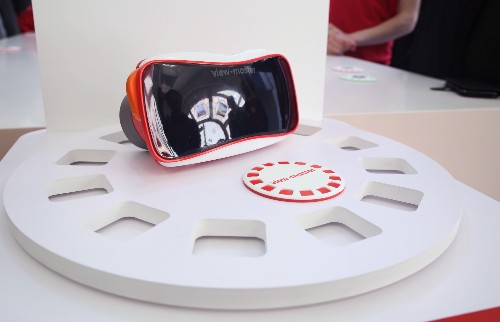 Google And Mattel Revive The View-Master