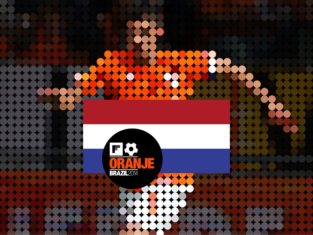 Netherlands: World Cup 2014 - cover