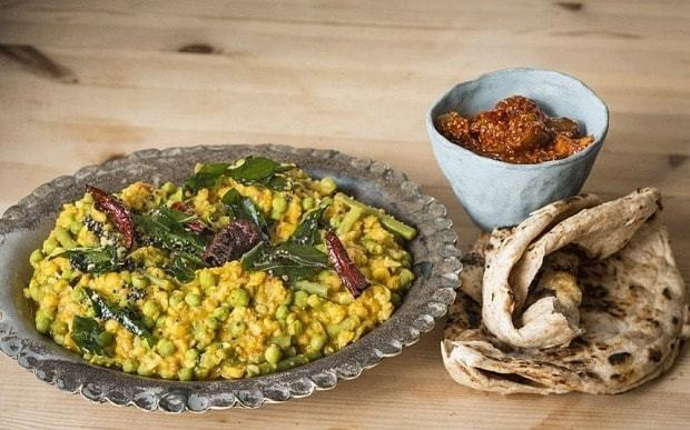 Lentil and vegetable dhal recipe