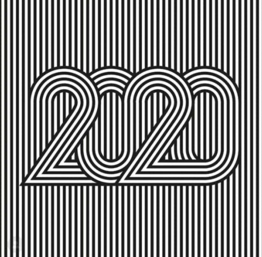 20 en 2020 - cover