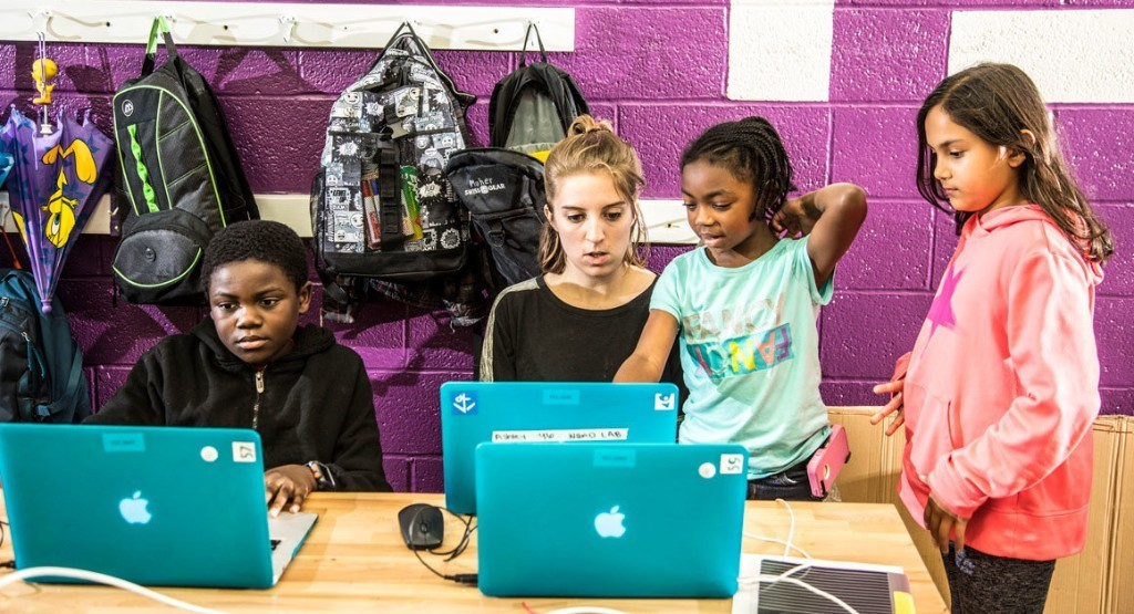 How Baltimore Is Growing Its Tech Gurus From Scratch
