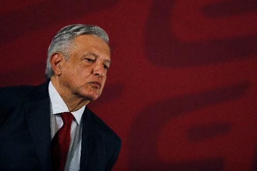 Mexico's Lopez Obrador says will meet El Salvador's leader