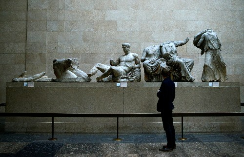 Greece: Free our marbles from British Museum's 'murky prison'