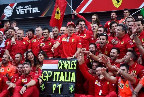 Motor racing: Triumphant Leclerc is now Ferrari's 'forgiven' favourite