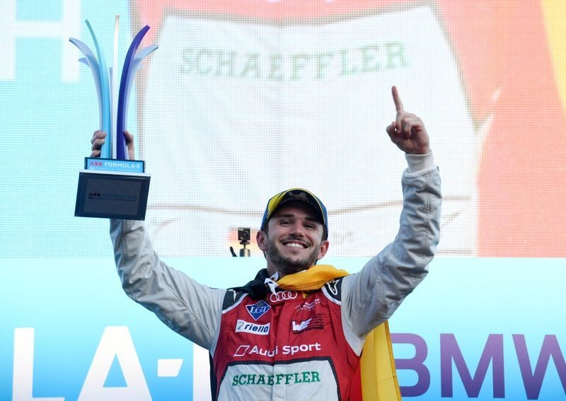 Motor racing: Abt back in Formula E with NIO after being sacked by Audi