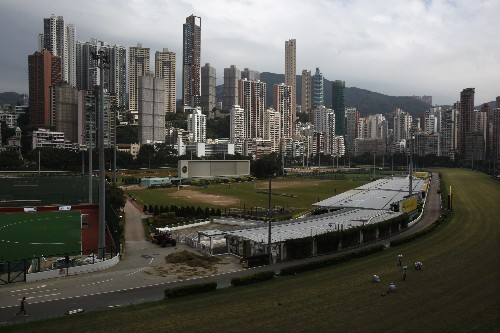 Happy Valley horse races abandoned after Hong Kong protest threat