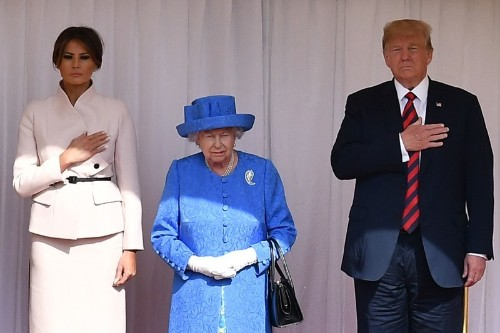 Trump to make state visit to Britain in June