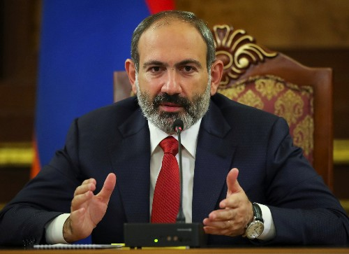 Acting Armenian PM's bloc easily wins parliamentary vote: commission