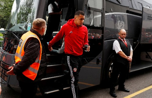 Soccer: Morrison ready for Sheffield United debut against Leicester - Wilder