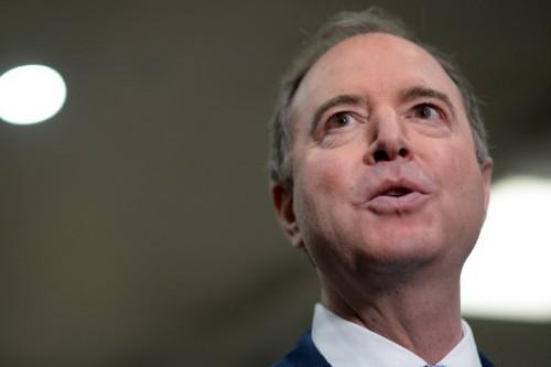 Head on a pike? Republican senators object after Schiff cites impeachment threat